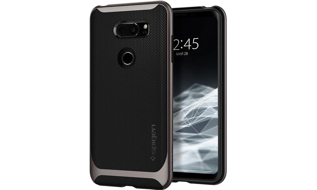 new arrival 58b54 a08a0 Spigen Neo Hybrid do LG V30 Gunmetal - Etui i obudowy na smartfony ...