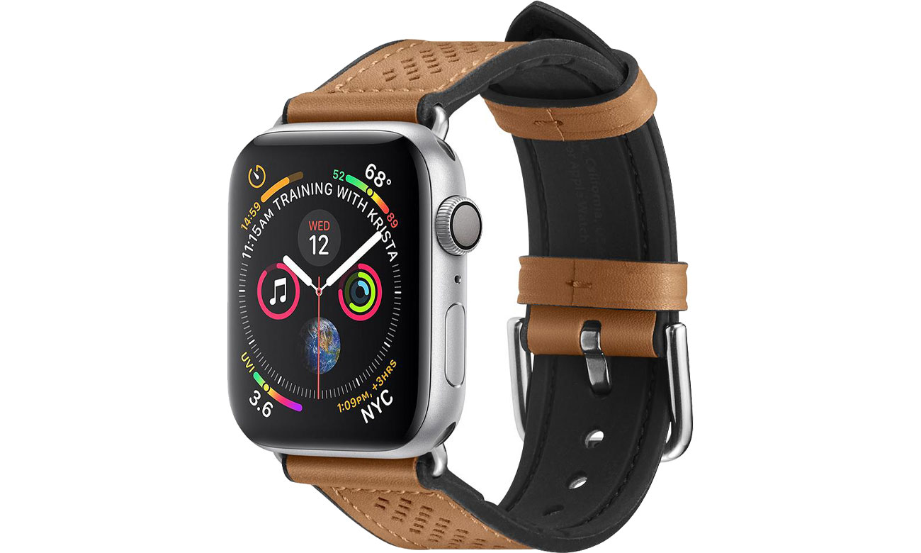 Retro Fit Band do Apple Watch 38/40mm Brown