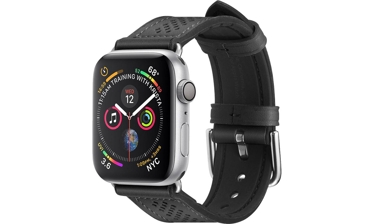 Retro Fit Band do Apple Watch 38/40mm Black