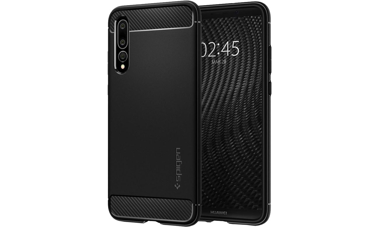 Spigen Rugged Armor do Huawei P20 Pro
