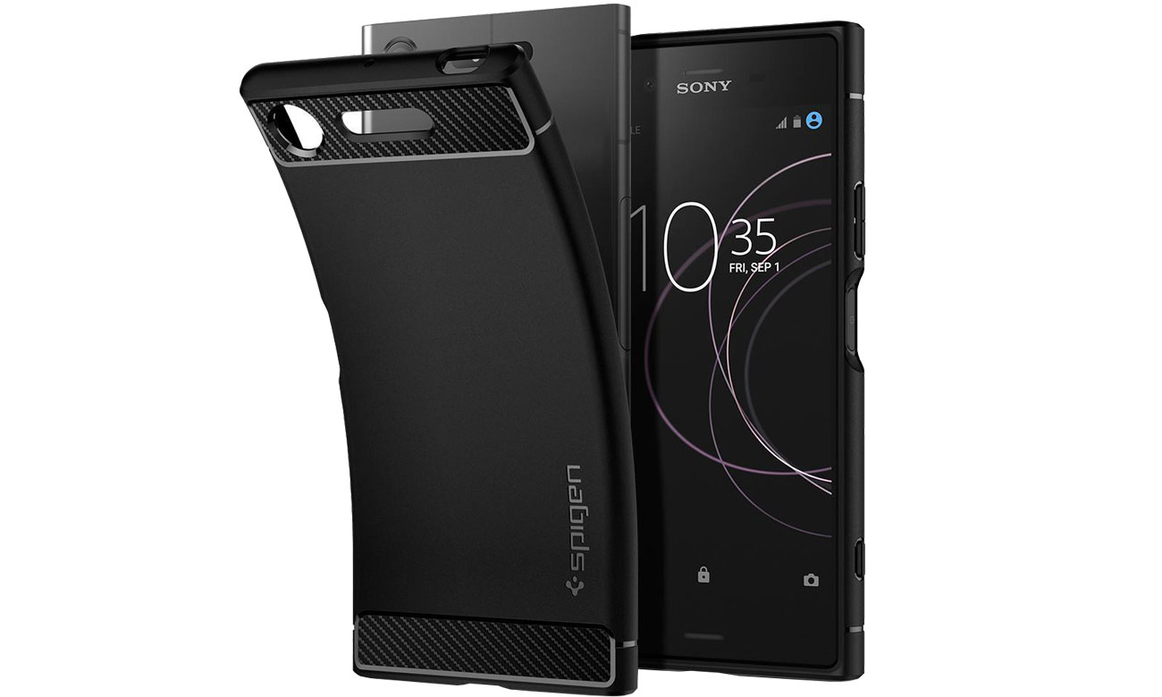 Spigen Rugged Armor do Sony XPERIA XZ1