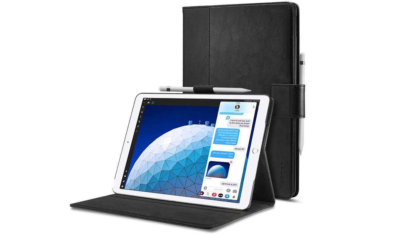 Etui na tablet Spigen Stand Folio do iPad Air 3 generacji czarny 073CS26322