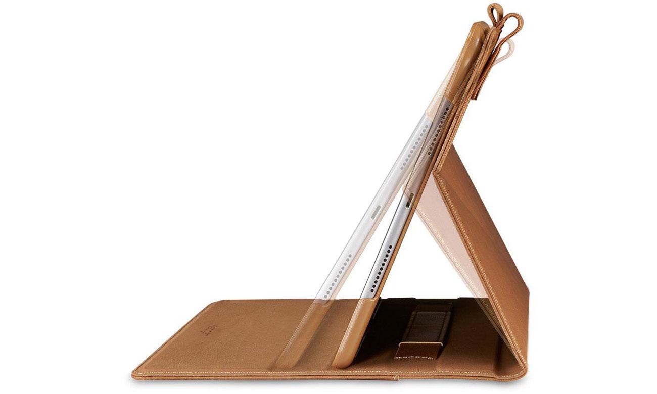 Etui na tablet Spigen Stand Folio do iPad Air 3 generacji brązowy 073CS26323