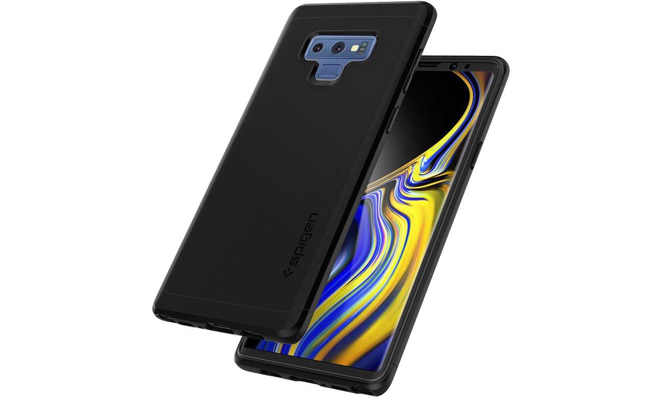 Spigen Thin Fit 360 do Samsung Galaxy Note 9 Black
