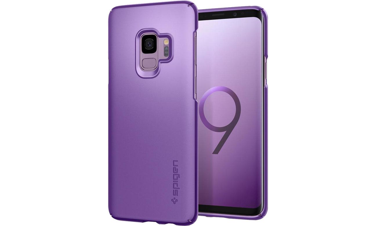 Spigen Thin Fit do Galaxy S9 592CS22824 / 8809565305078