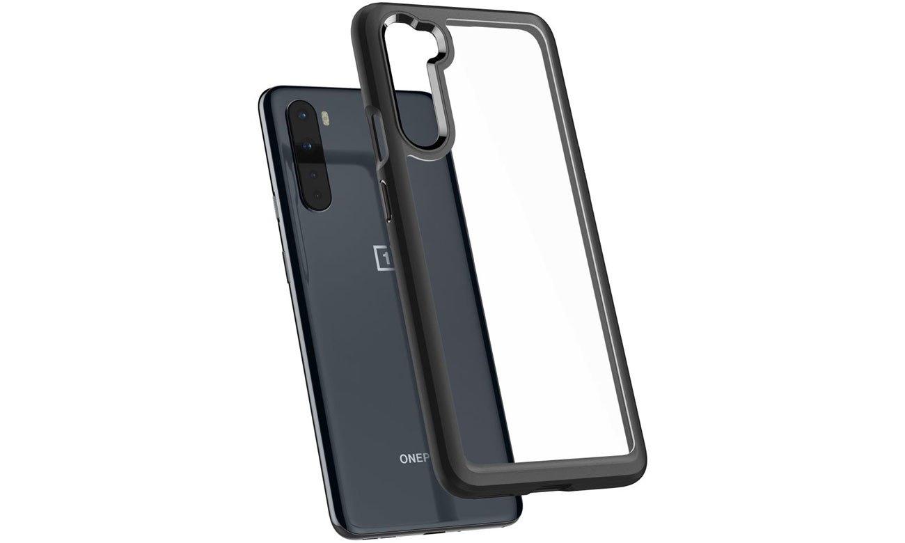Spigen Ultra Hybrid Black do OnePlus Nord