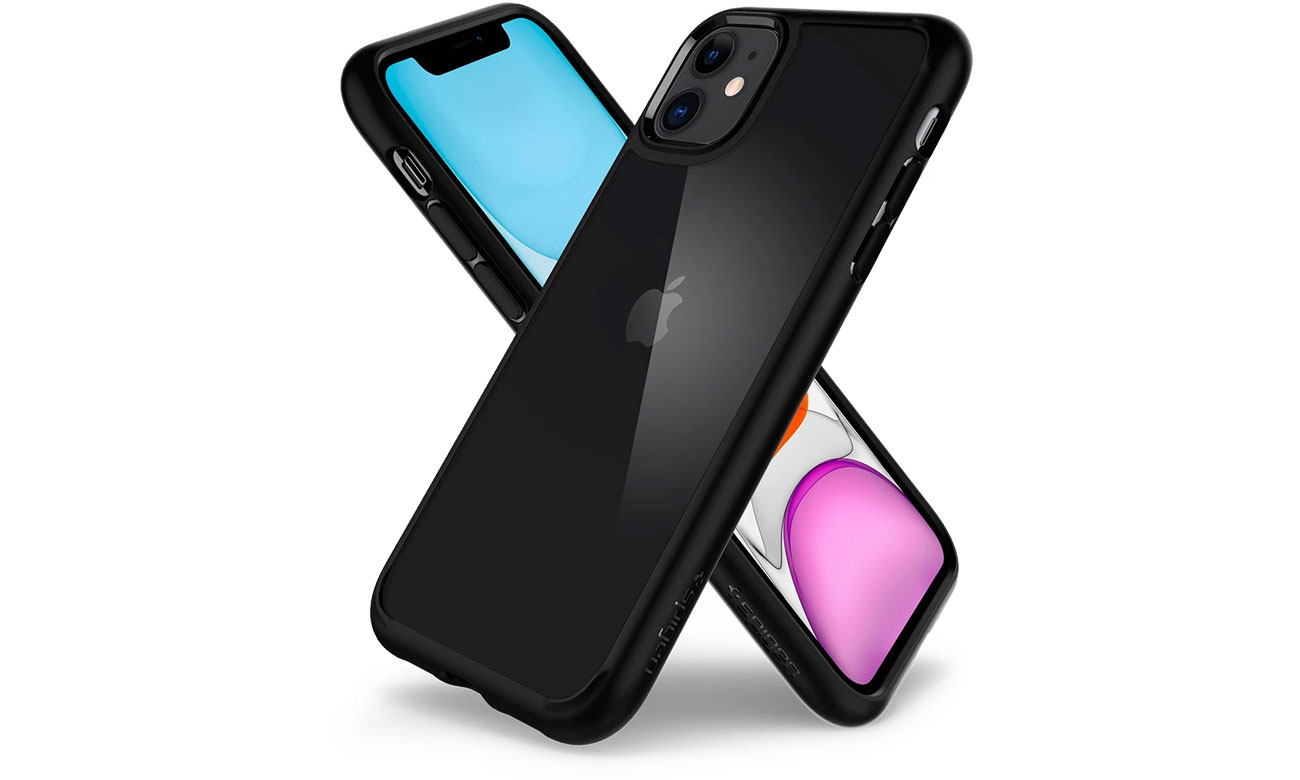 Spigen Ultra Hybrid do iPhone 11