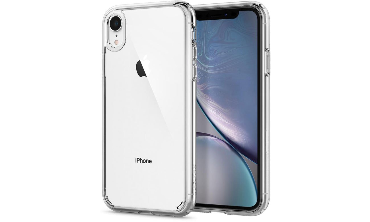 Spigen Ultra Hybrid do iPhone XR Crystal Clear 064CS24873 / 8809613763942