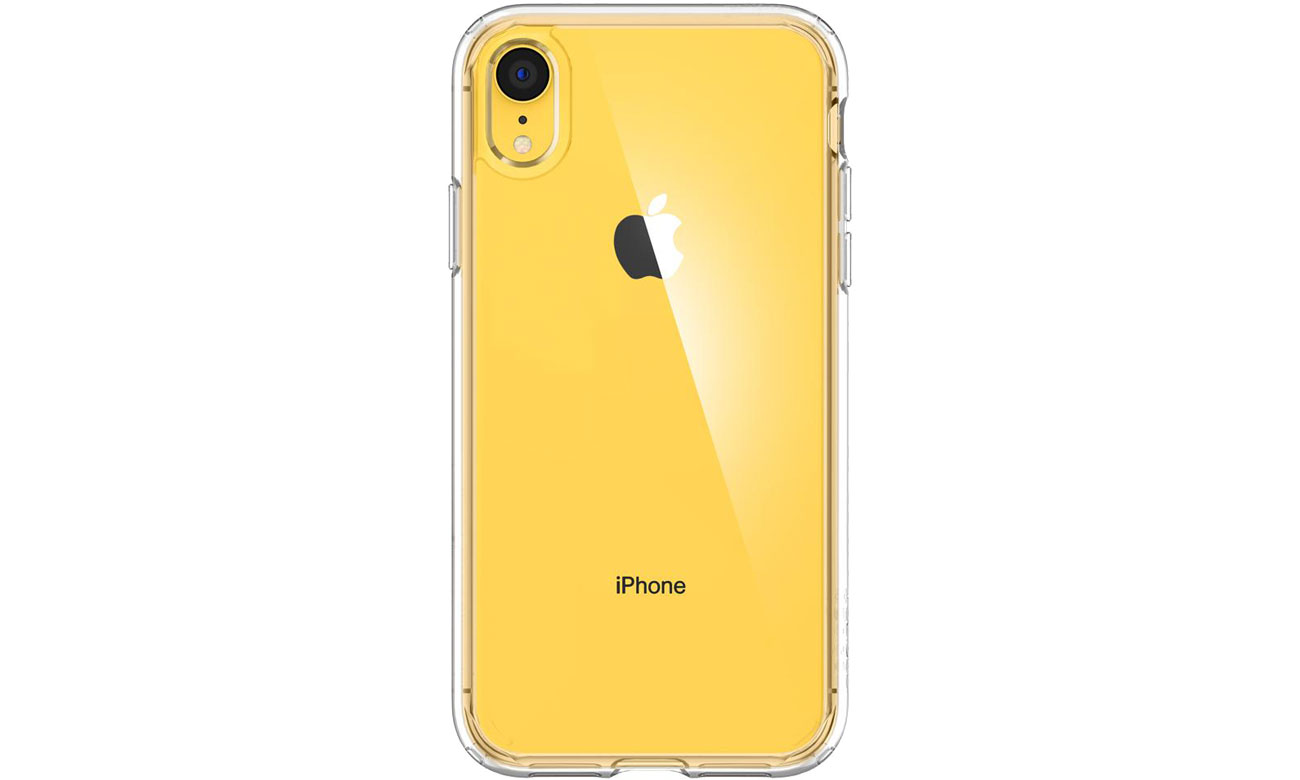 Spigen Ultra Hybrid do iPhone XR chwyt