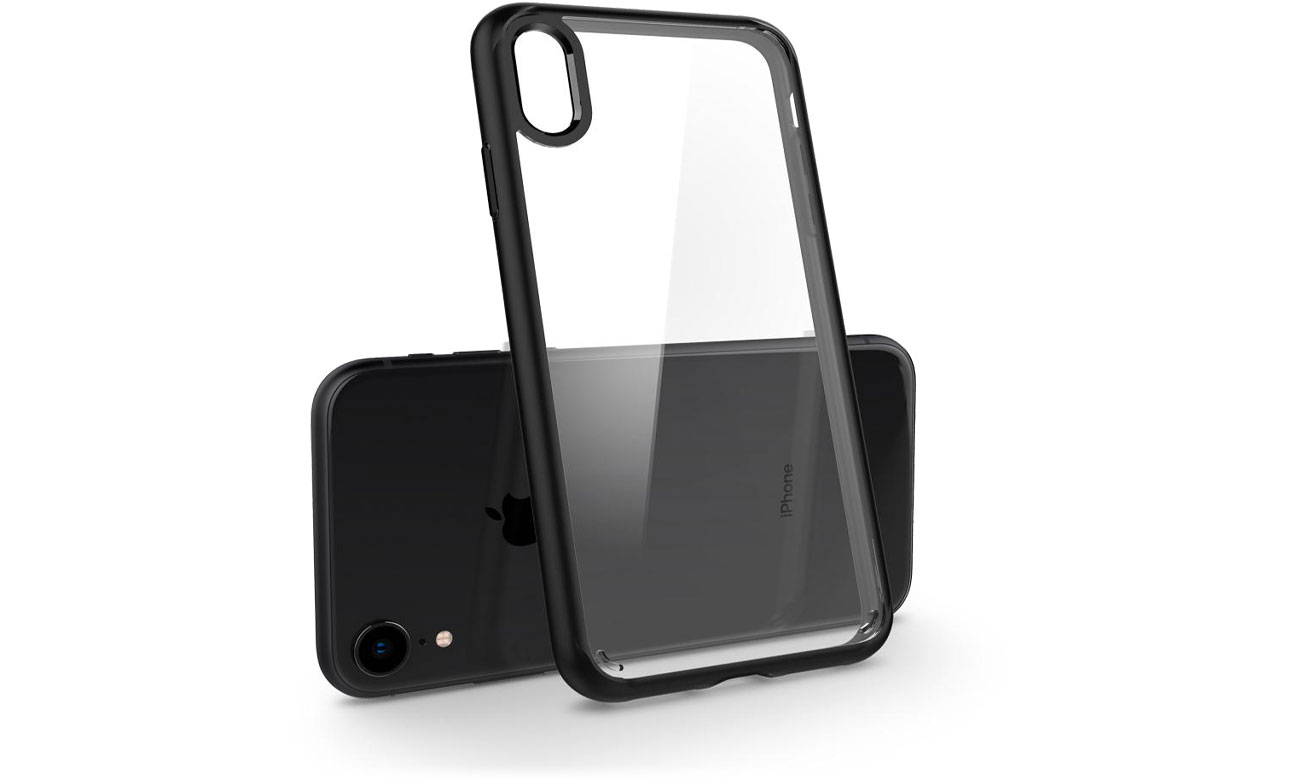 Spigen Ultra Hybrid do iPhone XR indywidualizm