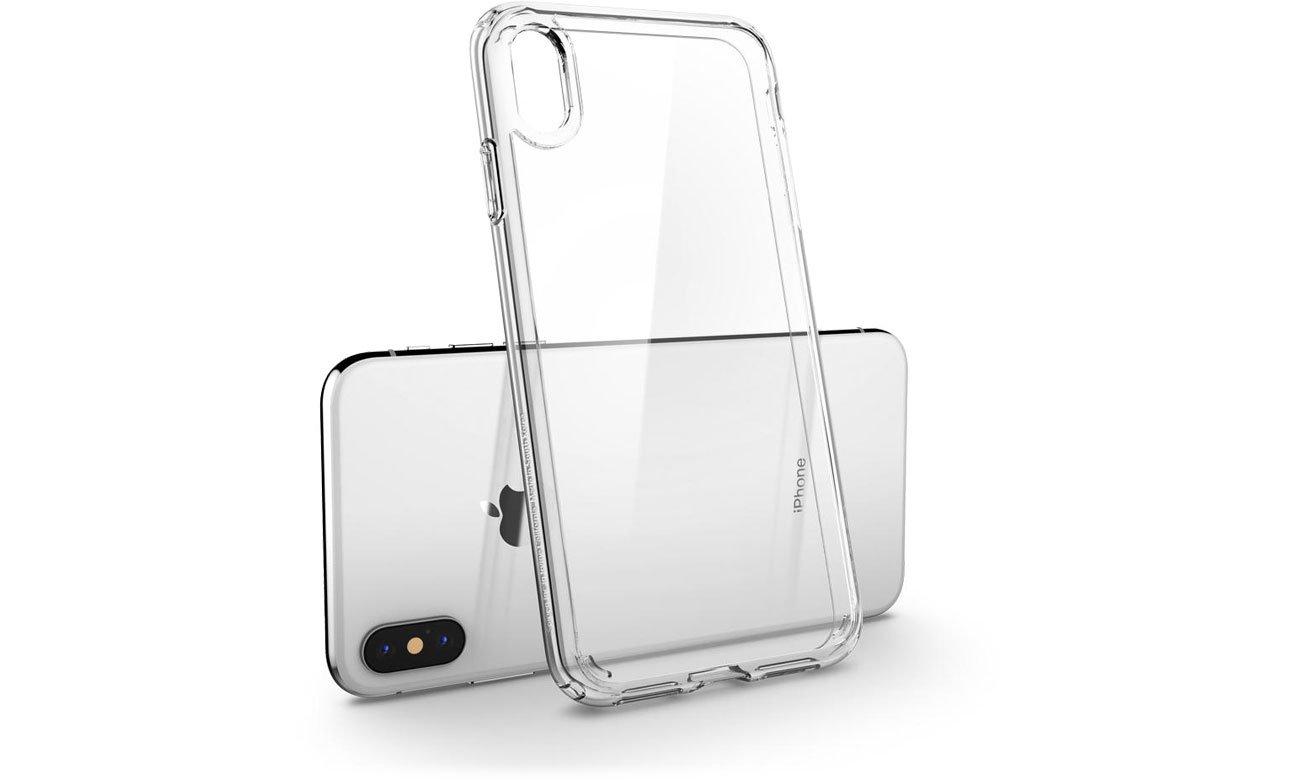 Spigen Ultra Hybrid do iPhone XS indywidualizm