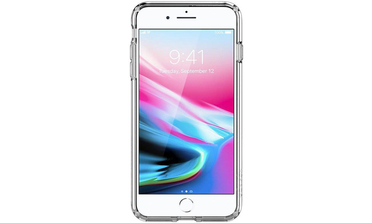 Etui Ultra Hybrid 2 do iPhone 7/8 Plus Crystal Clear