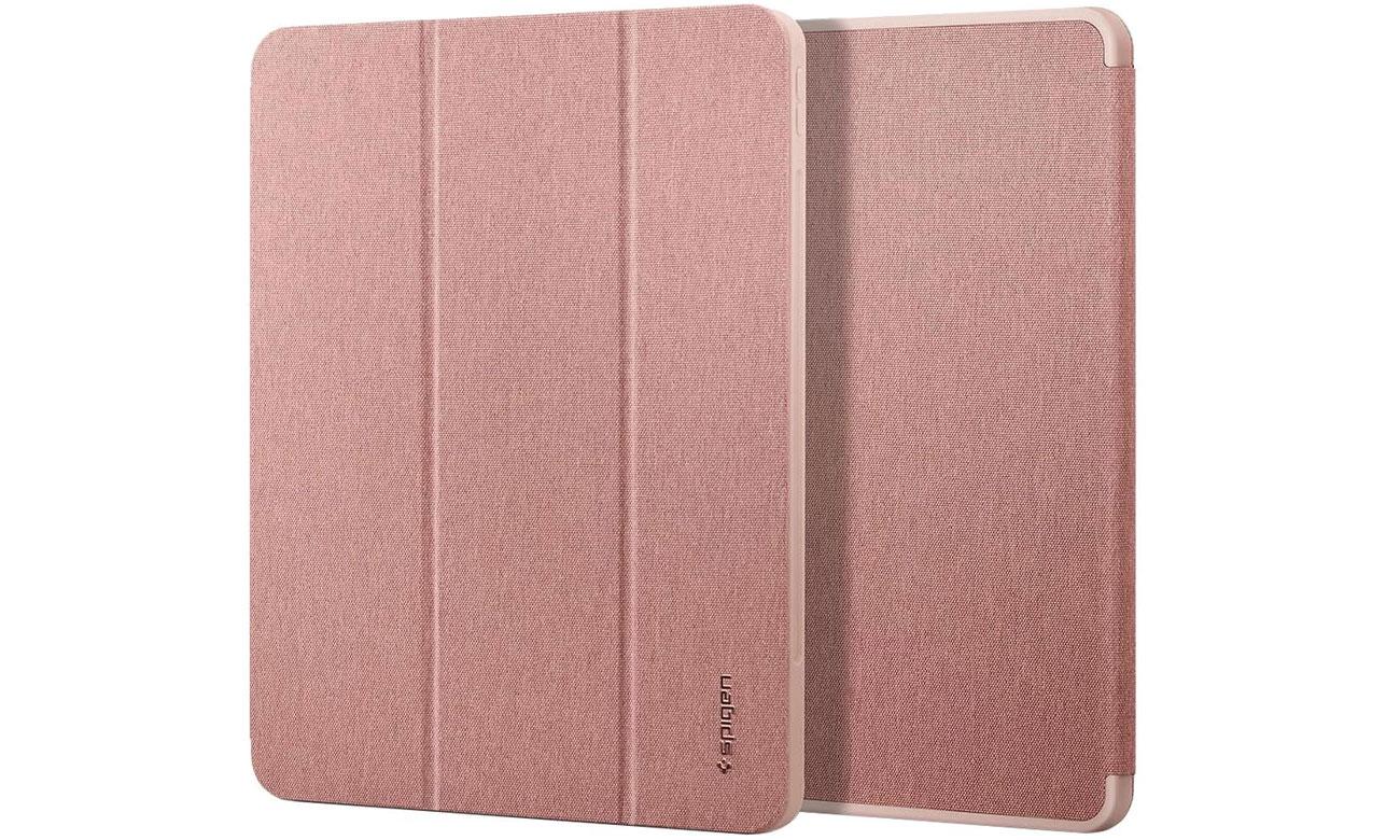 Etui Spigen Urban Fit do Apple iPad Pro 12,9'' Różowo-złote
