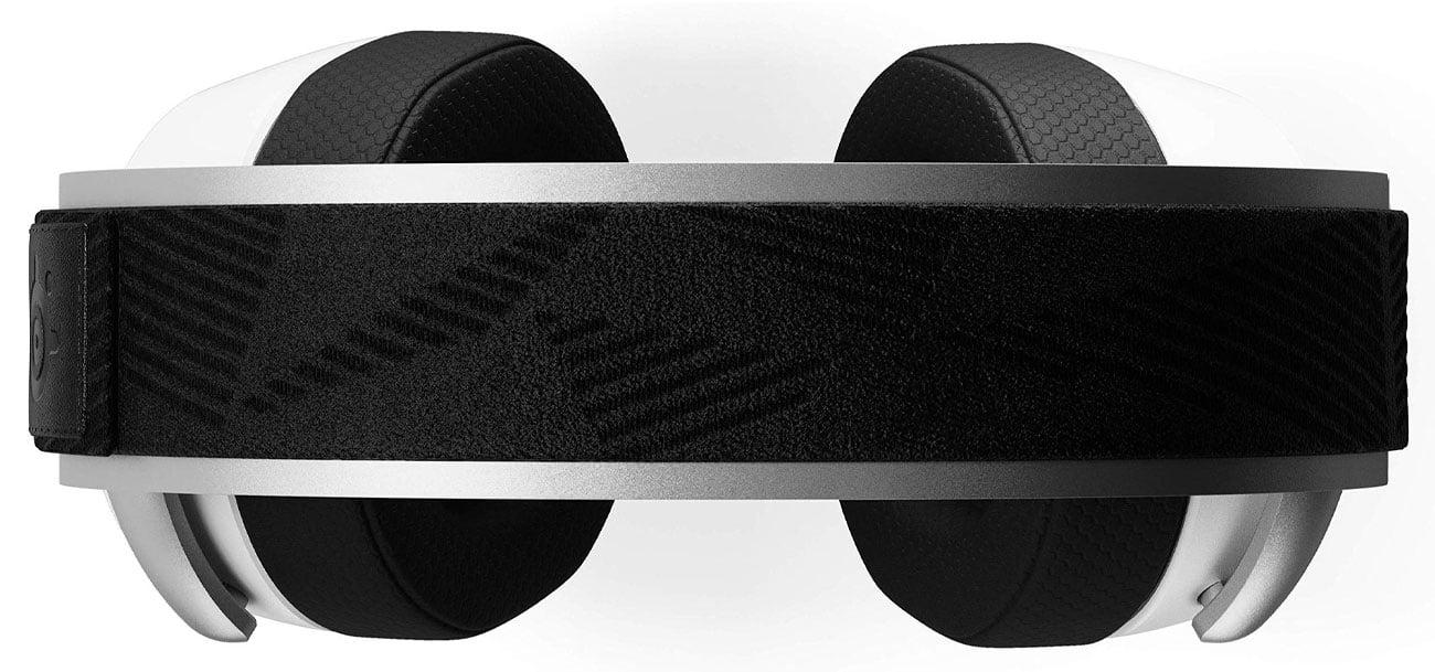 Der Kopfhörer mit High Res Lautsprechertreibern STEELSERIES Arctis Pro Wireless Gaming Headset weiß 61474