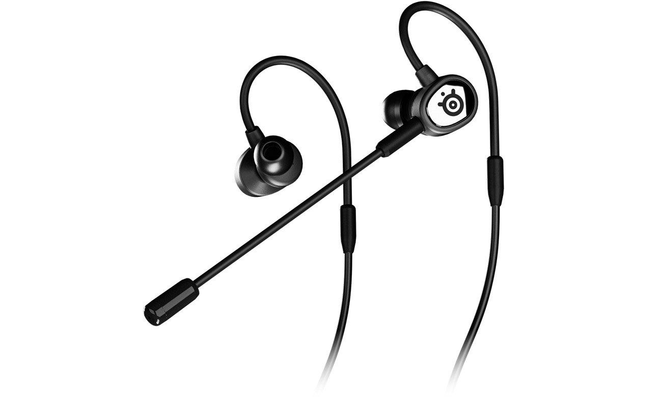 Słuchawki dokanałowe SteelSeries Tusq