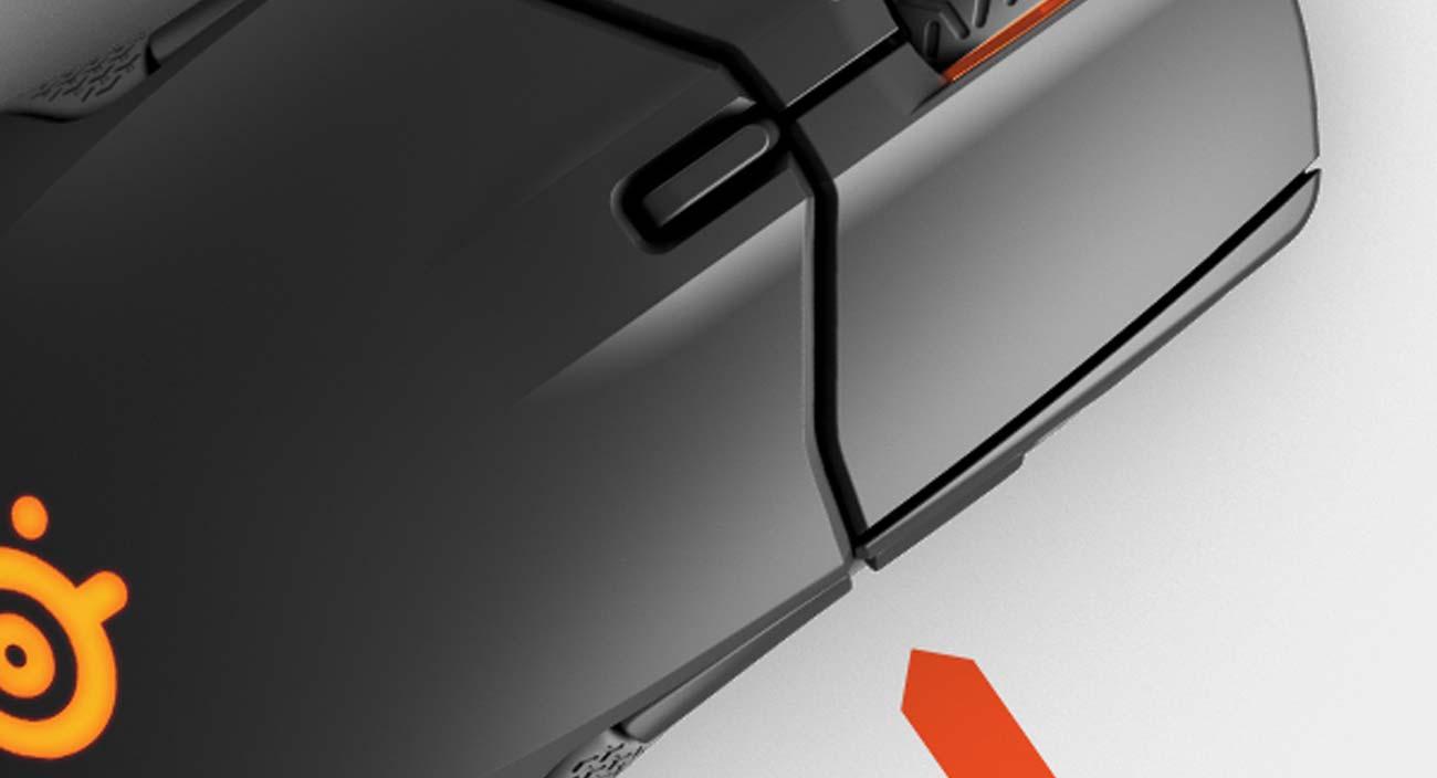 SteelSeries Sensei 310 Ambidextrous  Przyciski Split-Trigger