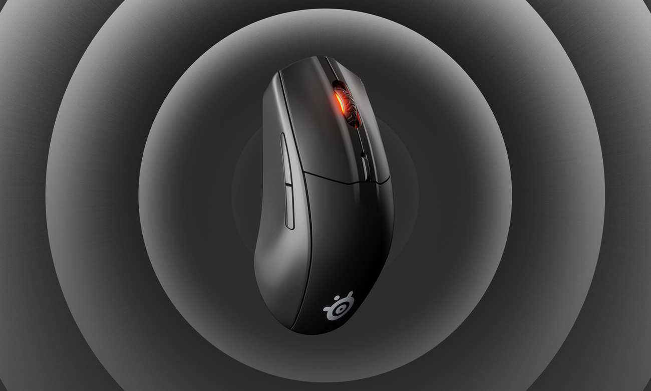 Mysz gamingowa SteelSeries Rival 3 Wireless