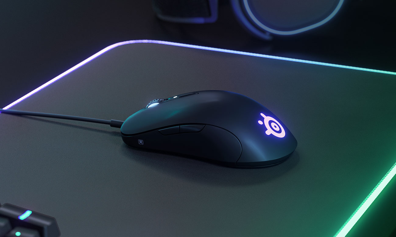 Mysz dla graczy SteelSeries Sensei Ten