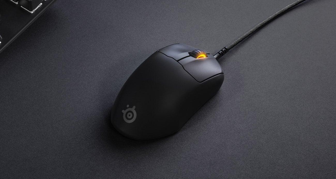 Mysz dla graczy SteelSeries Prime