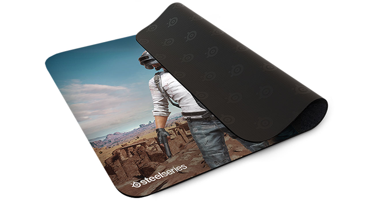 SteelSeries Qck+ PUBG Miramar Edition