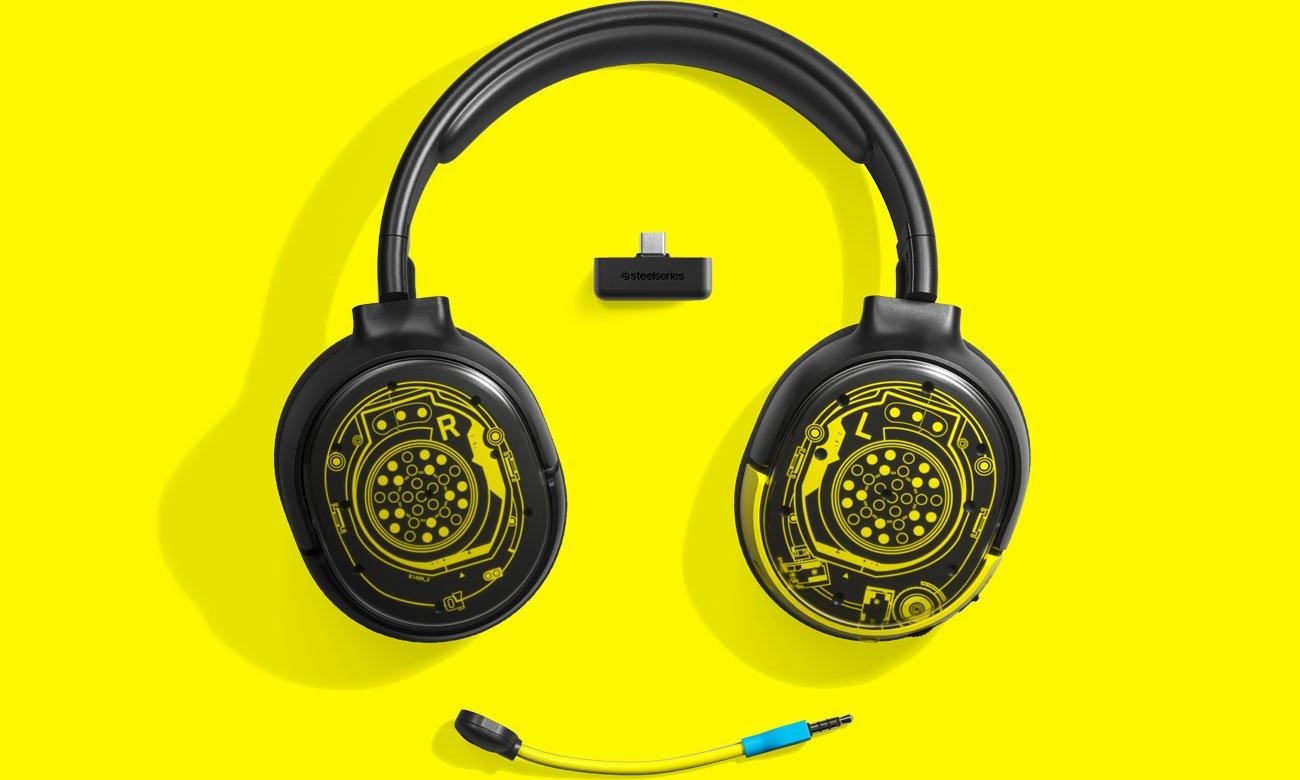 Mikrofon z funkcją redukcji szumów otoczenia