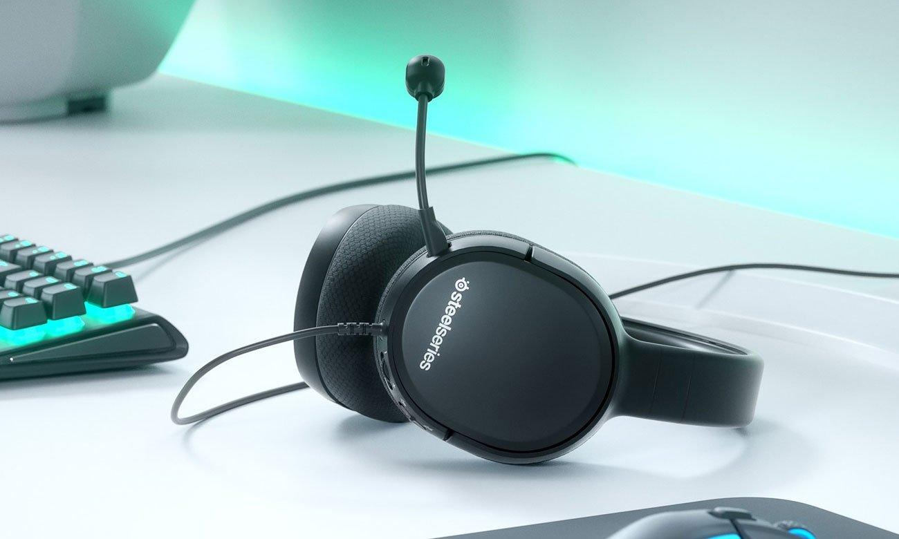 SteelSeries Arctis 1 Czarne - Gamingowe słuchawki przewodowe
