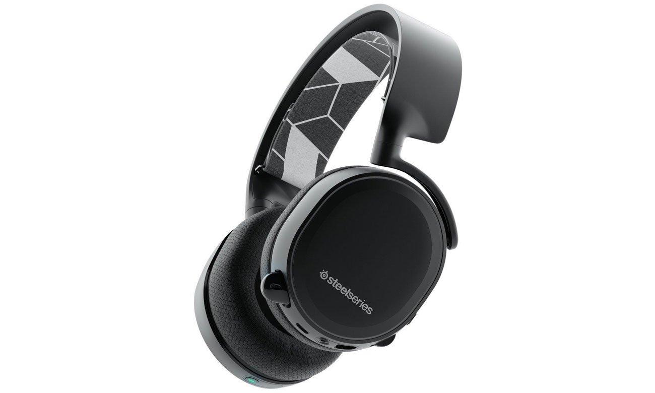 SteelSeries Arctis 3 Bluetooth słuchawki bezprzewodowe