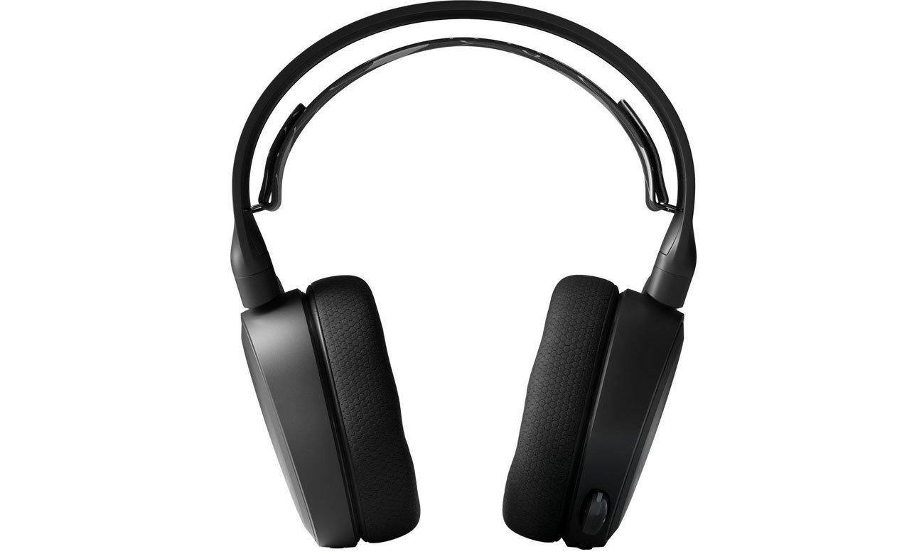 SteelSeries Arctis 3 Bluetooth Kompaktowy rozmiar