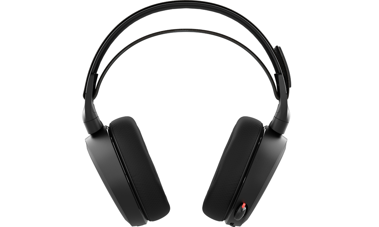 Słuchawki SteelSeries Arctis 7 Przetworniki S1