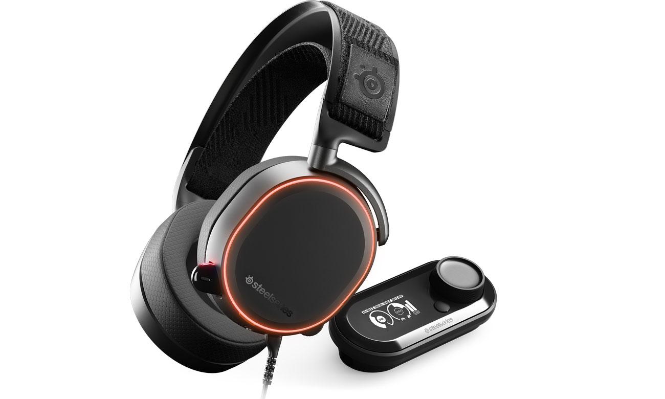 Słuchawki SteelSeries Arctis Pro + GameDAC