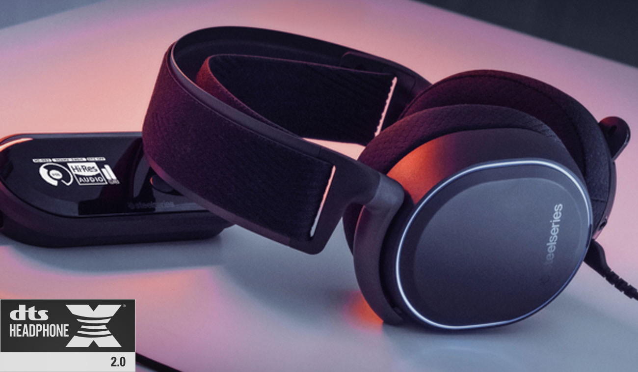 Technologia DTS Headphone:X v2.0