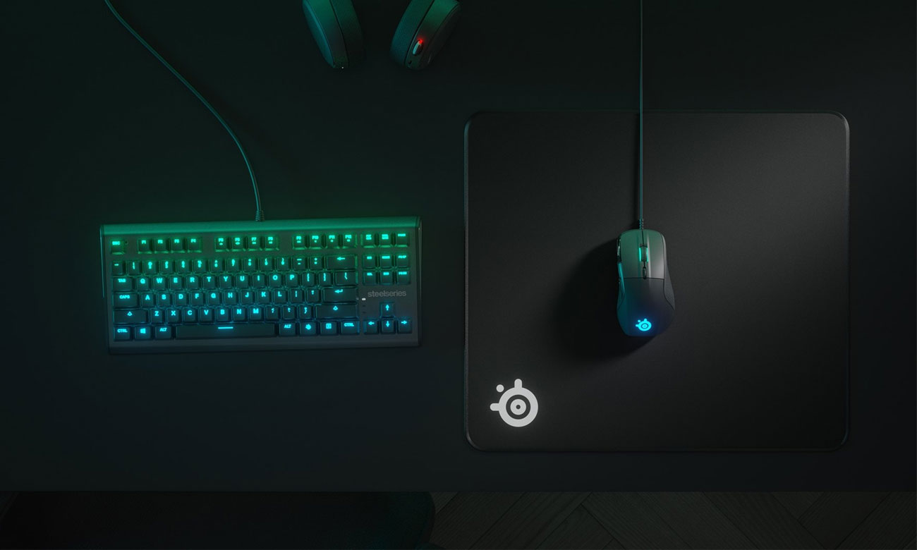 SteelSeries QcK Edge Large