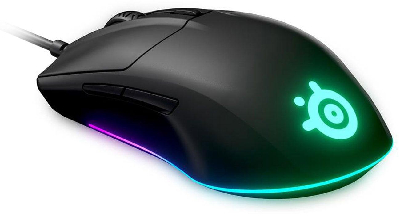 Mysz dla graczy SteelSeries Rival 3
