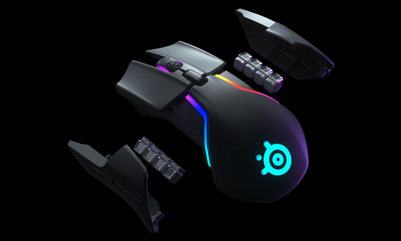 SteelSeriers Rival 650 Waga Balans