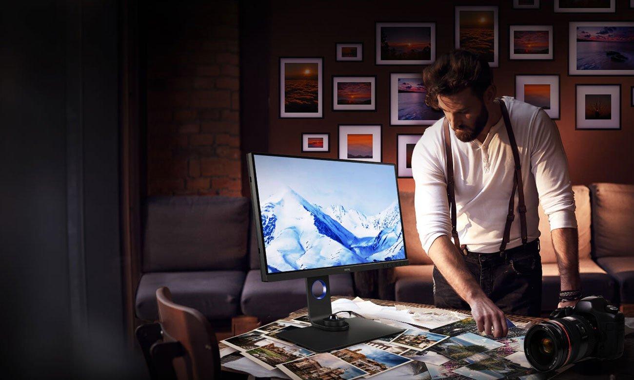 Monitor dla grafika i fotografa BenQ SW270C