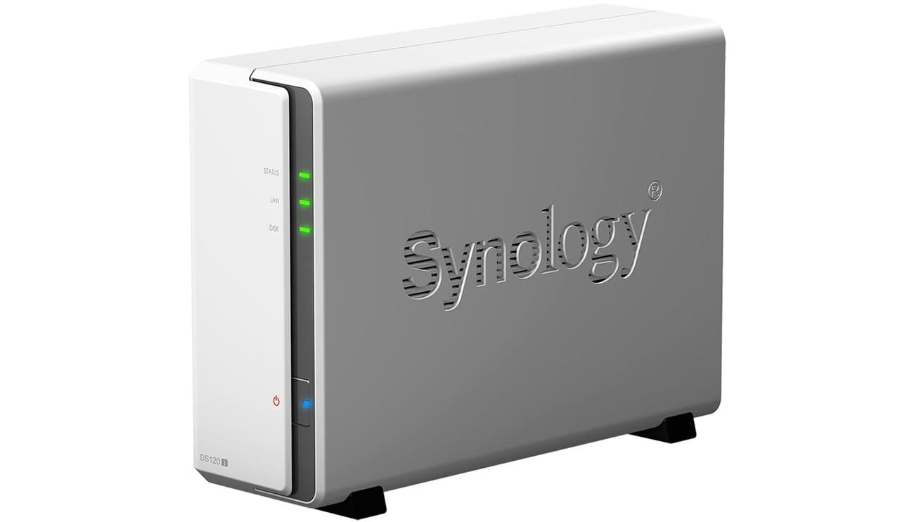 Dysk sieciowy NAS Synology DS120j