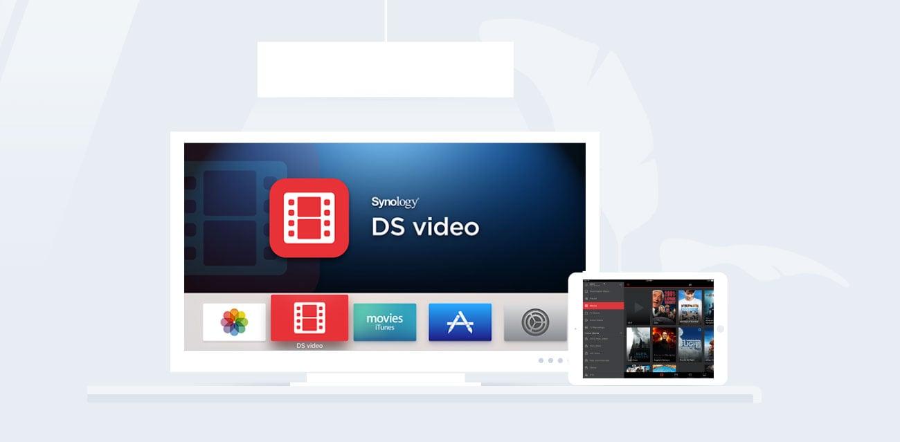 Synology DS218+ Serwer multimediów 4K