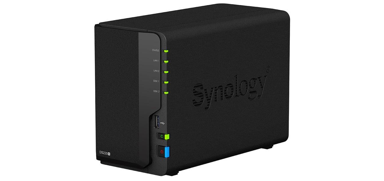 Serwer NAS Synology DS220+