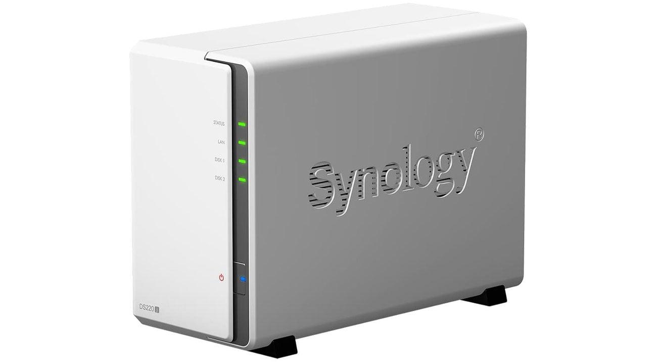 Dysk sieciowy NAS Synology DS220j