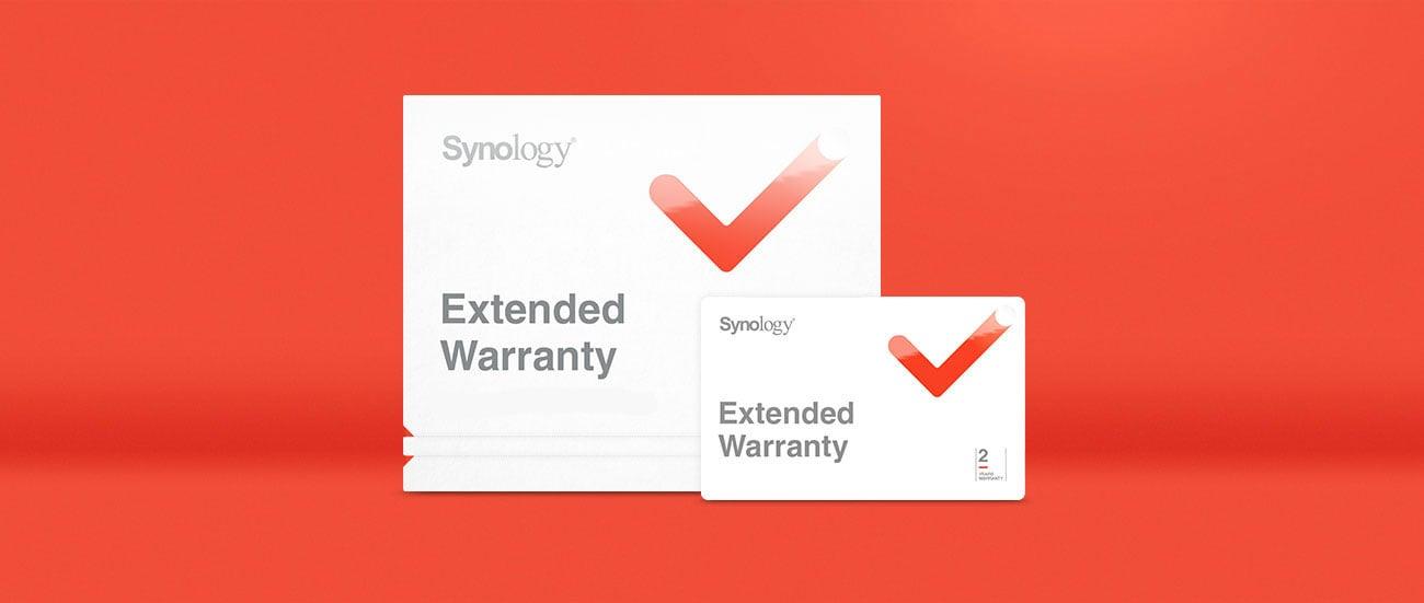 Synology rozszerzenie gwarancji EW202
