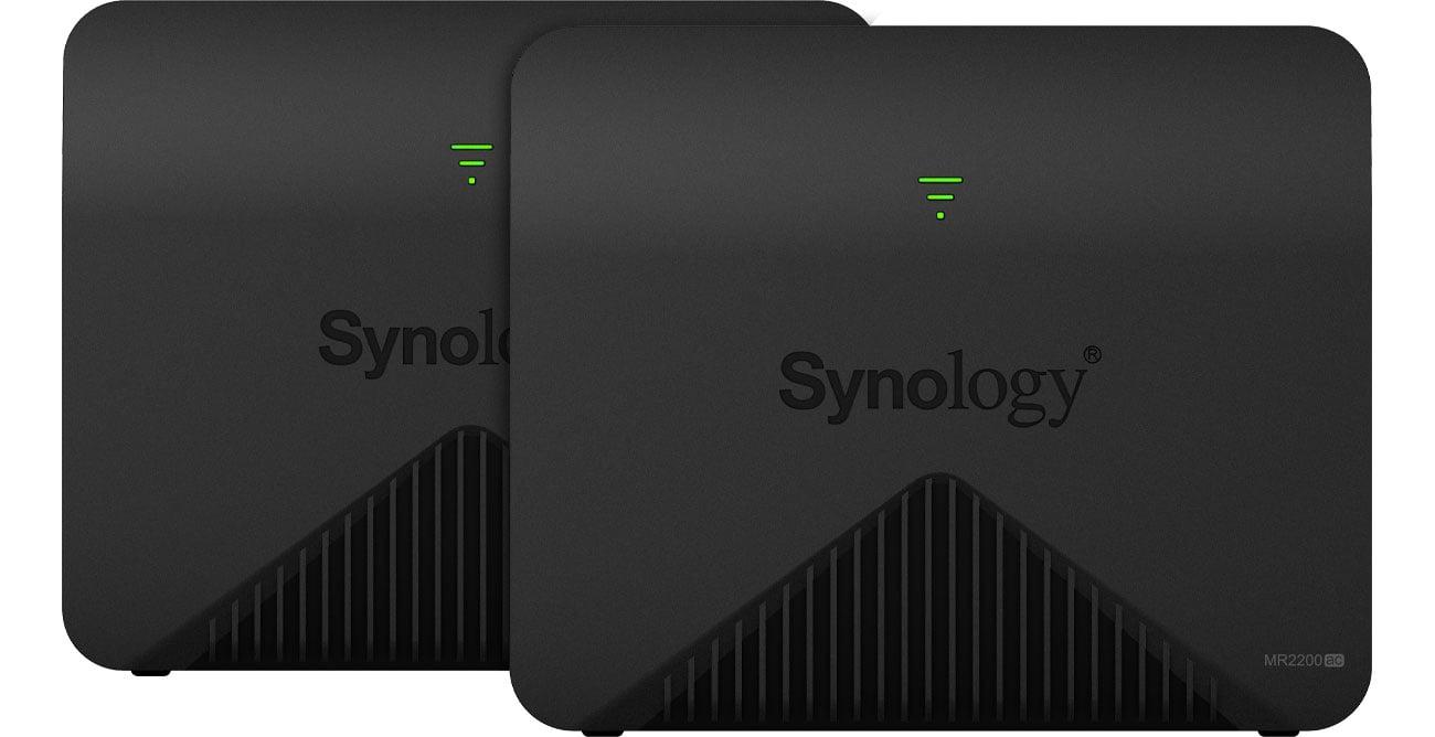 System Mesh Wi-Fi Synology MR2200ac (2-PK)
