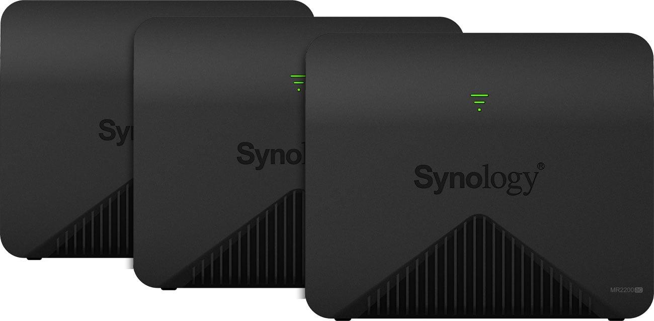 System Mesh Wi-Fi Synology MR2200ac (3-PK)