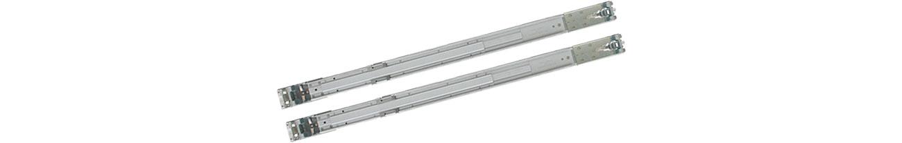 Synology Rail Kits Sliding (przesuwny zestaw szyn) 1U-3U RKS1317