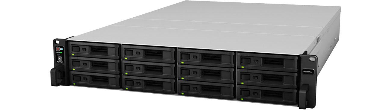Dysk sieciowy NAS / macierz Synology RS3617xs+