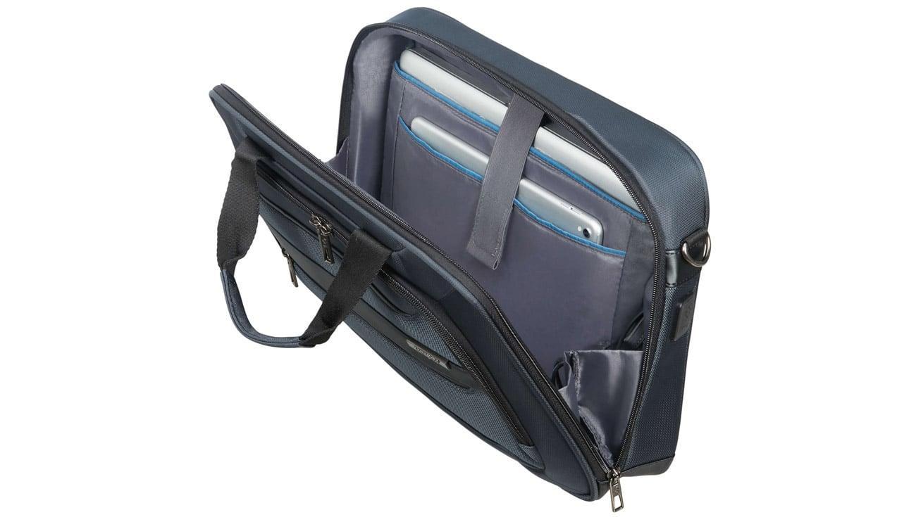 Wnętrze torby Vectura Evo