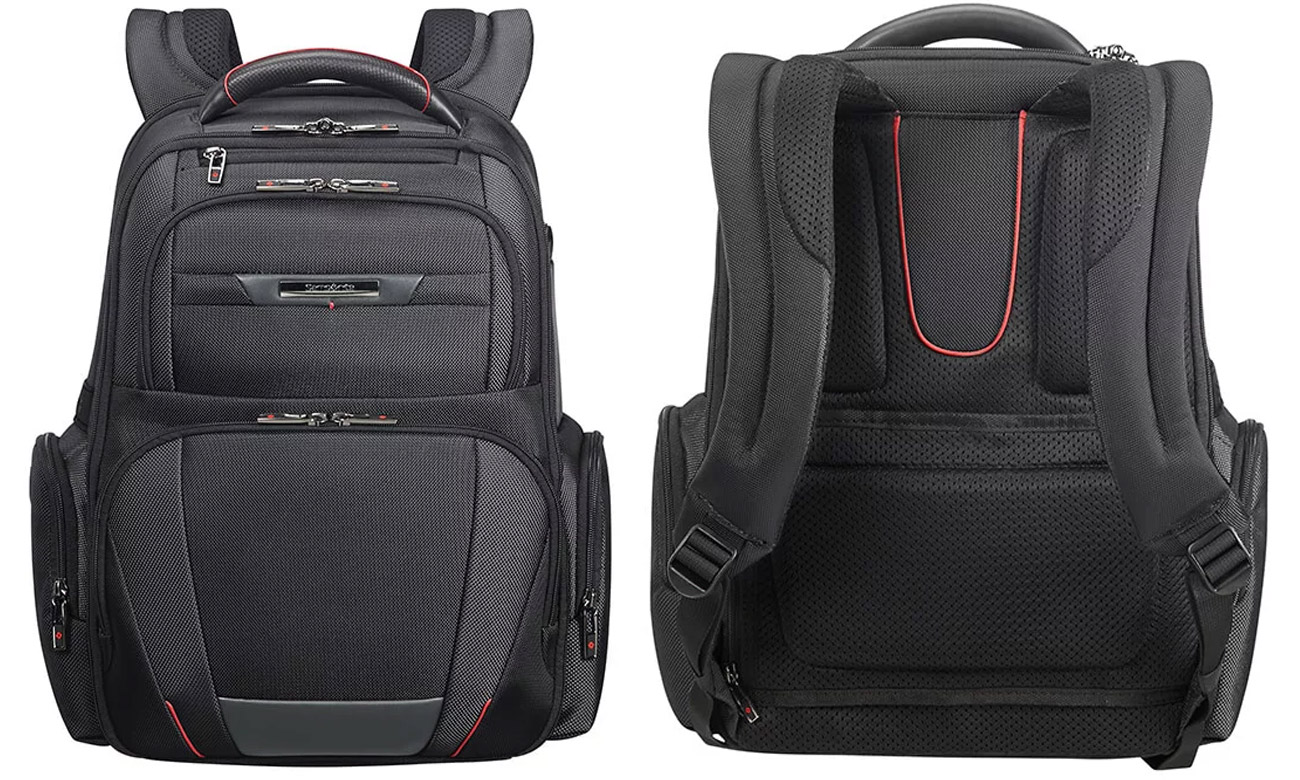 Plecak na laptopa Samsonite PRO-DLX 5 3V 15,6''