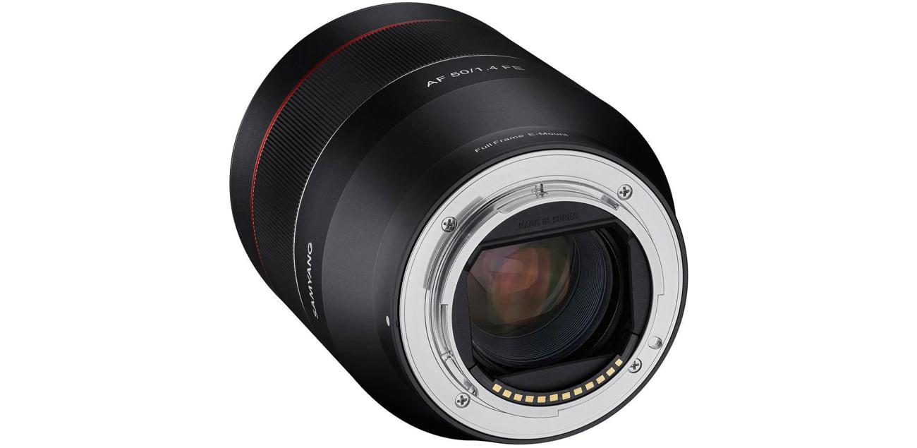 Samyang AF 50mm F1.4 Sony E