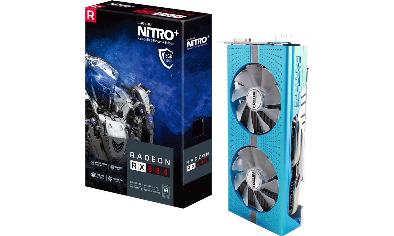 Sapphire Radeon RX 580 NITRO+ 8GB Special Edition