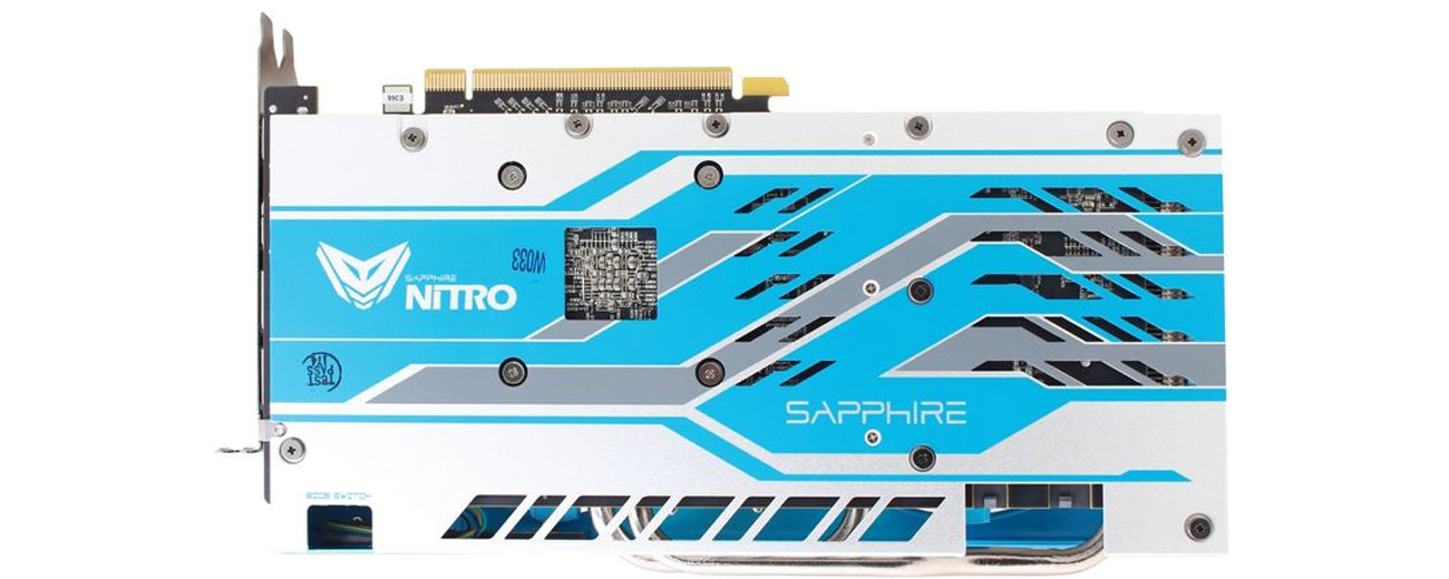 Sapphire Radeon RX 580 NITRO+  Technologia HDR