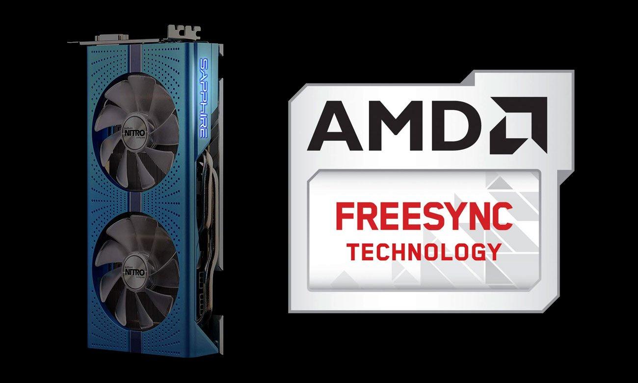 Sapphire Radeon RX 590 NITRO+ Special Edition AMD FreeSync